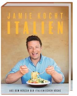 Jamie kocht Italien von Oliver,  Jamie