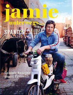 Jamie unterwegs von Oliver,  Jamie