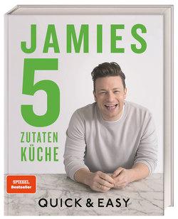 Jamies 5-Zutaten-Küche von Oliver,  Jamie