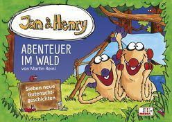 Jan & Henry – Abenteuer im Wald von Reinl,  Martin