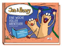Jan & Henry: Durch die Woche mit Jan und Henry von Reinl,  Martin