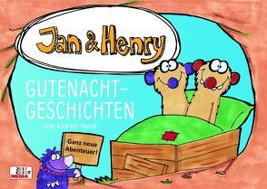 Jan & Henry – Gutenachtgeschichten von Reinl,  Martin