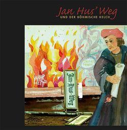Jan Hus' Weg von Lessing,  Margit