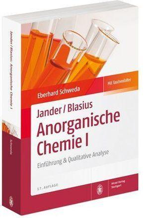Jander/Blasius, Anorganische Chemie I von Schweda,  Eberhard