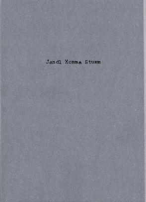 Jandl Komma Stumm von Stumm,  Katharina