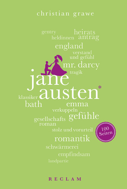 Jane Austen. 100 Seiten von Grawe,  Christian