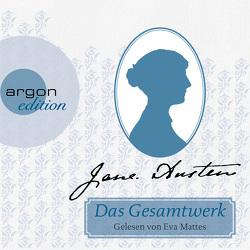 Jane Austen – Das Gesamtwerk von Austen,  Jane, Grawe,  Christian, Grawe,  Ursula, Mattes,  Eva