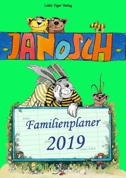 Janosch Familienpaner 2019 von Janosch