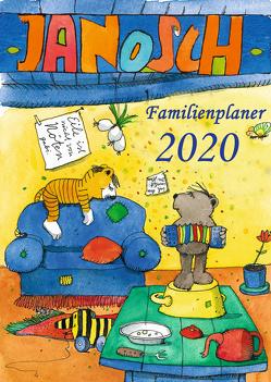 Janosch Familienplaner 2020 von Janosch