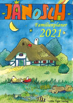 Janosch Familienplaner 2021 von Janosch