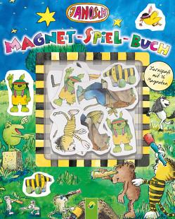Janosch Magnet-Spiel-Buch von Janosch