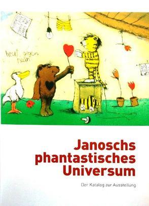 Janosch phantastisches Universum von Langer,  Bastian, Popular Art GmbH, Rolka,  Marie