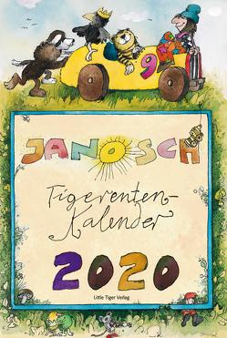Janosch Tigerentenkalender 2020 von Janosch