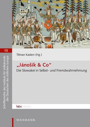 """Jánošík & Co"" von Kasten,  Tilman"