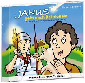 Janus geht nach Bethlehem von Hoffmann,  Werner A