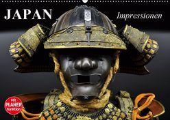 Japan • Impressionen (Wandkalender 2019 DIN A2 quer) von Stanzer,  Elisabeth
