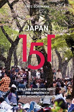 Japan 151 von Schumann,  Fritz