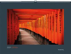 Japan 2021 von KUNTH Verlag