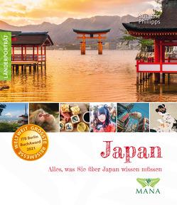 Japan von Phillipps,  Susanne, Pohlmann,  Patrick