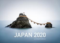 Japan Exklusivkalender 2020 (Limited Edition) von Becke,  Jan