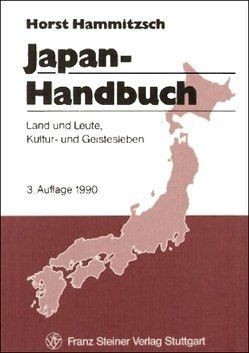 Japan-Handbuch von Brüll,  Lydia, Goch,  Ulrich, Hammitzsch,  Horst