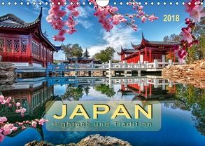 Japan – Hightech und Tradition (Wandkalender 2018 DIN A4 quer) von Roder,  Peter