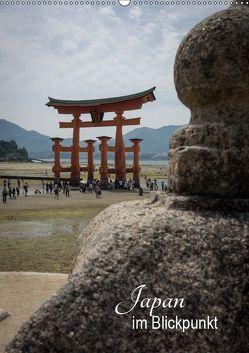 Japan im Blickpunkt (Wandkalender 2019 DIN A2 hoch) von Karin Neumann,  Nina