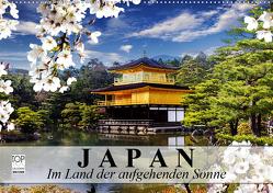 Japan. Im Land der aufgehenden Sonne (Wandkalender 2021 DIN A2 quer) von Stanzer,  Elisabeth