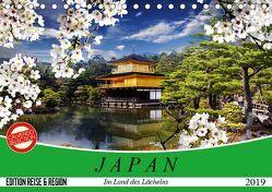 Japan. Im Land des Lächelns (Tischkalender 2019 DIN A5 quer) von Stanzer,  Elisabeth