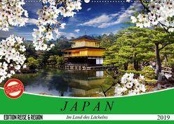 Japan. Im Land des Lächelns (Wandkalender 2019 DIN A2 quer) von Stanzer,  Elisabeth