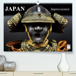 Japan. Impressionen (Premium, hochwertiger DIN A2 Wandkalender 2021, Kunstdruck in Hochglanz) von Stanzer,  Elisabeth
