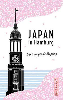 Japan in Hamburg von Albert,  Claudia, Schwab,  Axel