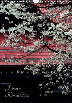 Japan – Kirschblüten (Wandkalender 2019 DIN A4 hoch) von Baur,  Céline