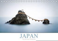 Japan – Mystik und Moderne (Tischkalender 2018 DIN A5 quer) von Christopher Becke,  Jan