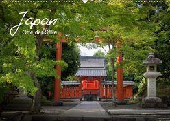 Japan – Orte der Stille (Wandkalender 2019 DIN A2 quer) von Karin Neumann,  Nina