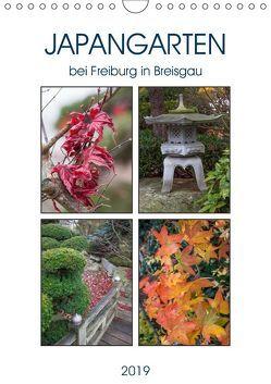 Japangarten (Wandkalender 2019 DIN A4 hoch) von Brunner-Klaus,  Liselotte