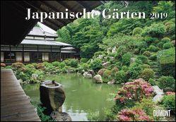 Japanische Gärten 2019 – Broschürenkalender – mit informativen Texten – mit Jahresplaner – Format 42 x 29 cm von DUMONT Kalenderverlag, Nitschke,  Günter