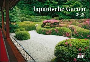 Japanische Gärten 2020 – Broschürenkalender – mit informativen Texten – mit Jahresplaner – Format 42 x 29 cm von DUMONT Kalenderverlag, Nitschke,  Günter