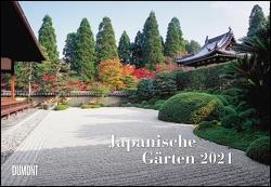 Japanische Gärten 2021 ‒ Broschürenkalender ‒ mit informativen Texten ‒ mit Jahresplaner ‒ Format 42 x 29 cm von Nitschke,  Günter