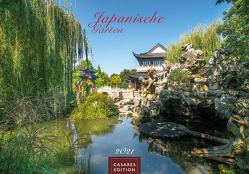 Japanische Gärten 2021 L 50x35cm von Schawe,  Heinz-werner