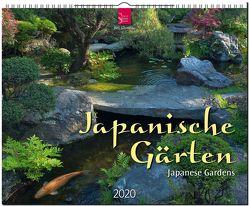 Japanische Gärten – Japanese Gardens von Simmons,  Ben