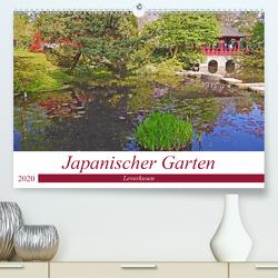Japanischer Garten Leverkusen (Premium, hochwertiger DIN A2 Wandkalender 2020, Kunstdruck in Hochglanz) von Schimon,  Claudia