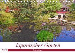 Japanischer Garten Leverkusen (Tischkalender 2019 DIN A5 quer) von Schimon,  Claudia