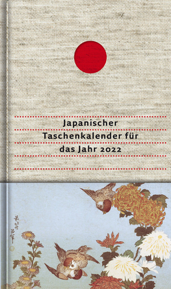 Japanischer Taschenkalender für das Jahr 2022 von Klemm,  Imma, May,  Ekkehard