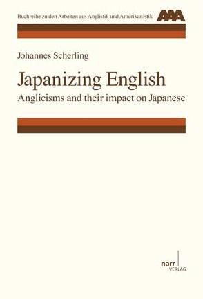 Japanizing English von Scherling,  Johannes