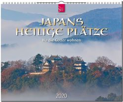 Japans heilige Plätze – Wo die Götter wohnen von Simmons,  Ben