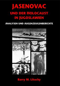 Jasenovac von Lituchy,  Barry M.