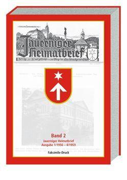 Jauerniger Heimatbrief Ausgabe 1/1956 – 4/1959