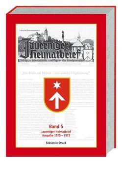 Jauerniger Heimatbrief Ausgabe 1970 – 1973