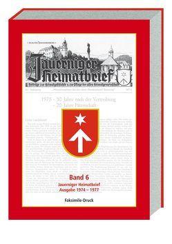 Jauerniger Heimatbrief Ausgabe 1974 – 1977